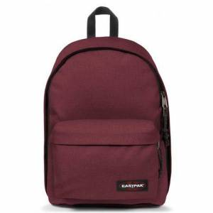 Eastpak NU 20% KORTING: Eastpak laptoprugzak »OUT OF OFFICE, Crafty Wine«  - 60.00 - rood