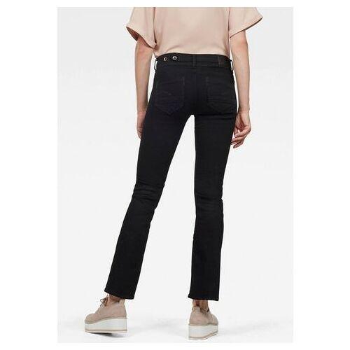 G-Star RAW bootcut jeans »Midge Mid Bootcut«  - 52.99 - zwart - Size: 27;30