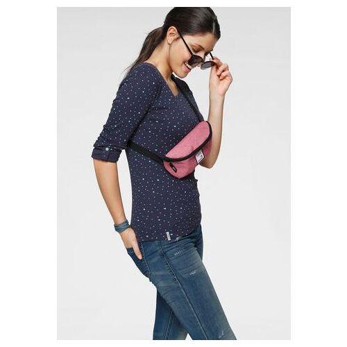 KangaROOS NU 20% KORTING: KangaROOS shirt met lange mouwen met leuke print van stippen, vogels en ankers all-over  - 24.99 - blauw - Size: Extra Small