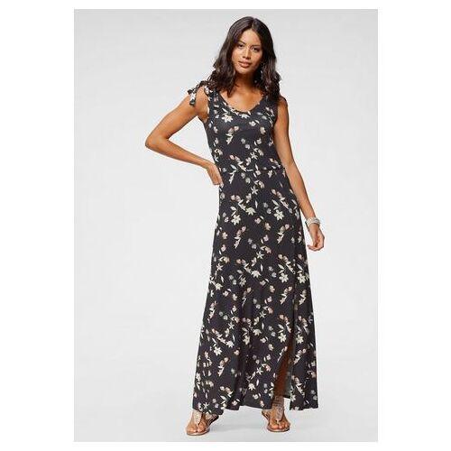 Scott Laura Scott maxi-jurk met linten  - 39.99 - zwart - Size: 34;36;40;42