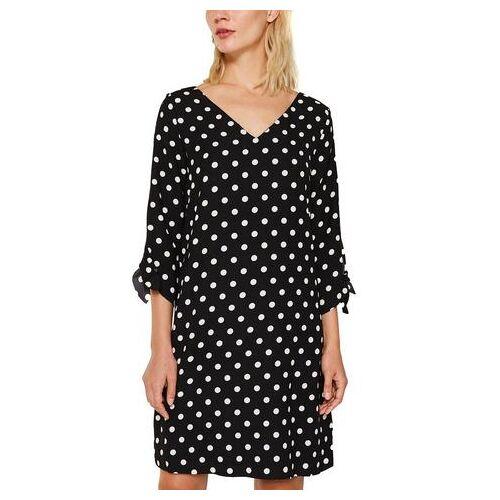 ESPRIT Collection blousejurk  - 68.99 - zwart - Size: 36;38;40;42