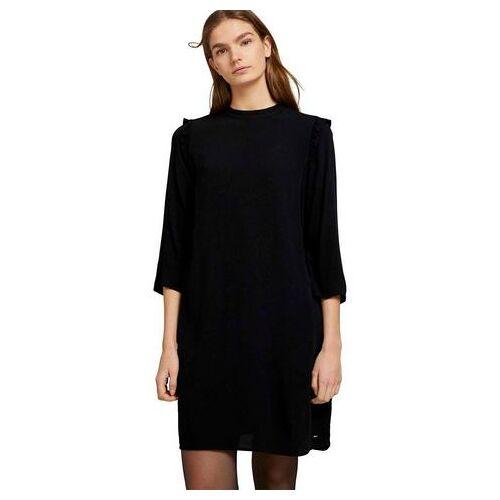 TOM TAILOR Denim blousejurk  - 49.99 - zwart - Size: Extra Small