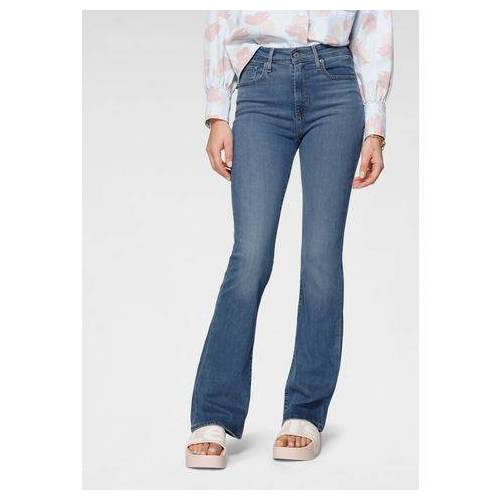 LEVI'S bootcut jeans »725 High-Rise Bootcut«  - 118.99 - blauw - Size: 25;26;27;28;29;30;31;32;33;34