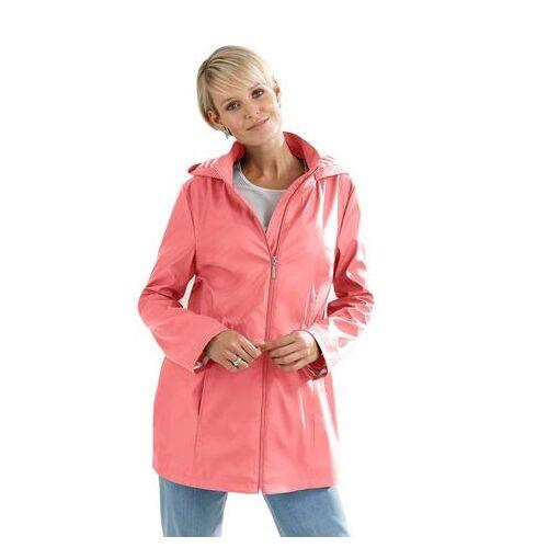 Classic Basics jas met chique coating  - 49.00 - rood - Size: 38;40;42;44;46;48;50;52