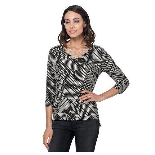 Ambria shirt met zijsplitten  - 29.99 - Size: 36;38;40;42;44;46;48;50;52
