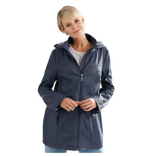 Classic Basics jas met chique coating  - 49.00 - blauw - Size: 38;40;42;44;46;48