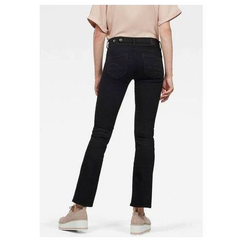 G-Star RAW bootcut jeans »Midge Mid Bootcut«  - 89.95 - zwart - Size: 26;27;30;32