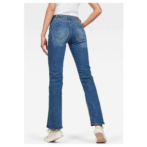 G-Star RAW bootcut jeans »Midge Mid Bootcut«  - 91.99 - blauw - Size: 26;33;34