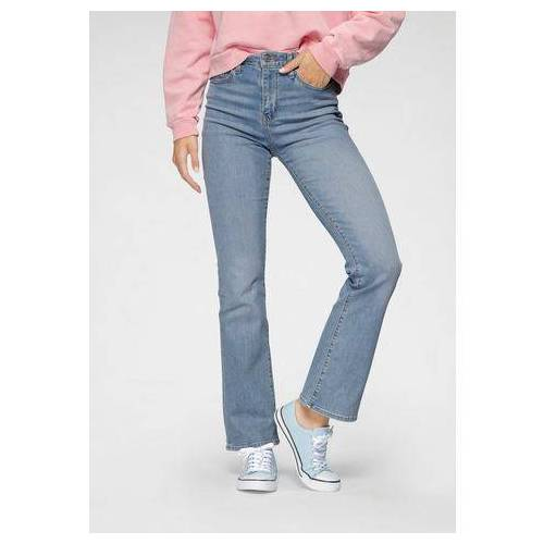 LEVI'S bootcut jeans »725 High-Rise Bootcut«  - 102.99 - blauw - Size: 27;28;29;30;31;32;33;34