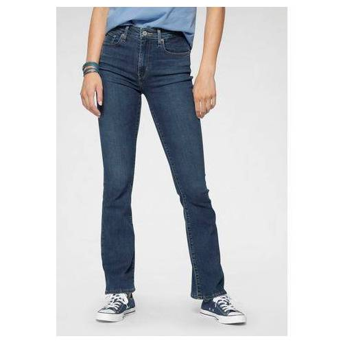 LEVI'S bootcut jeans »725 High-Rise Bootcut«  - 119.95 - blauw - Size: 25;26;27;28;29;30;31;32;33;34