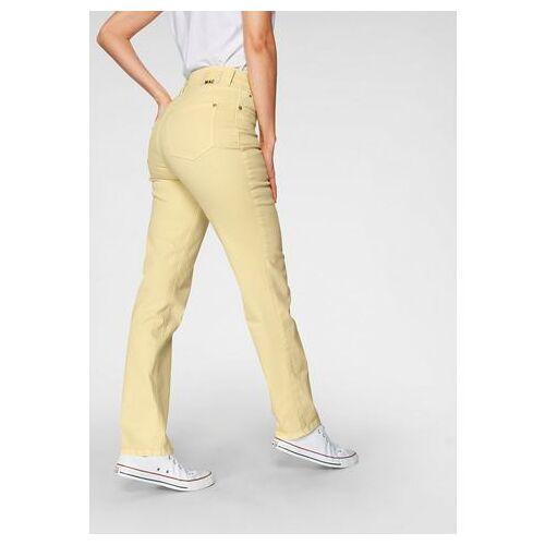MAC rechte jeans »Angela New«  - 80.99 - geel - Size: 36;38;40;42;44;46;48