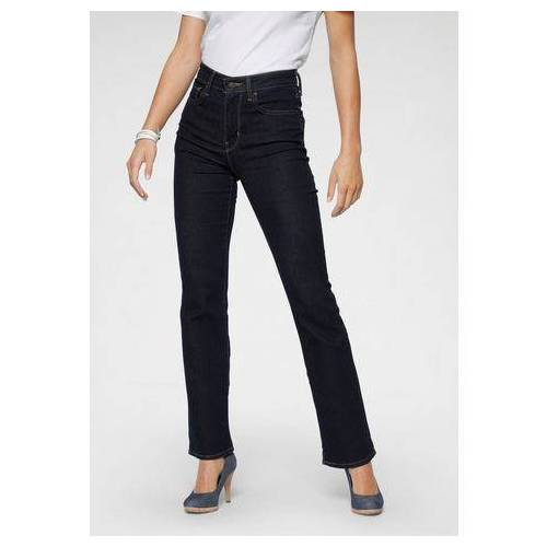 LEVI'S bootcut jeans »725 High-Rise Bootcut«  - 99.95 - blauw - Size: 25;26;27;28;29;30;31;32