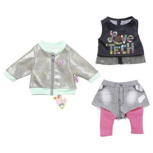 Baby Born poppenkleding City outfit  - 16.99 - multicolor