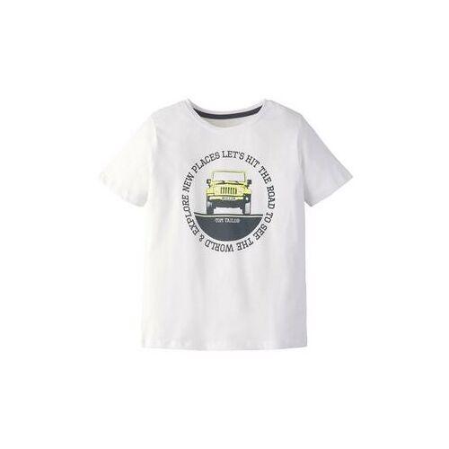 TOM TAILOR T-shirt »T-shirt met print«  - 9.99 - wit - Size: 92;116