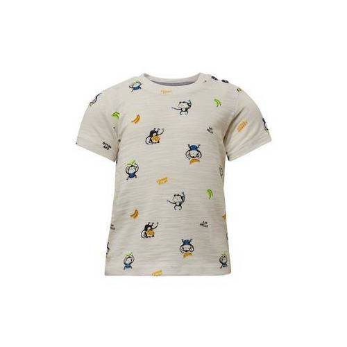 Tom Tailor T-shirt »T-shirt met print«  - 12.99 - wit - Size: 62;68;74;80