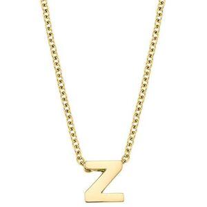 Amor NU 20% KORTING: Amor ketting met hanger Letter A-Z, 2026731  - 27.99 - goud