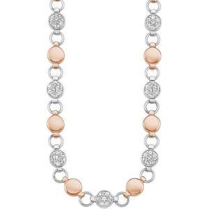 s.Oliver collier 9239436 met kristallen  - 89.99 - zilver