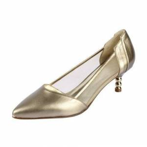 heine Pumps  - 139.99 - goud - Size: 35;36;37;38;39;40;41;42;43