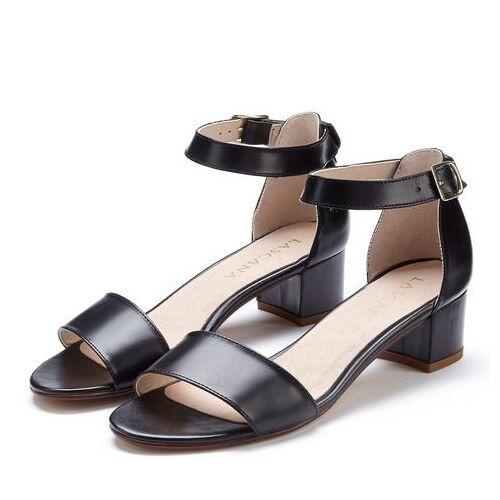 LASCANA sandaaltjes  - 59.99 - zwart - Size: 36;37;38;39;40;42