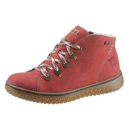 Rieker winterlaarzen  - 74.95 - rood - Size: 38;39