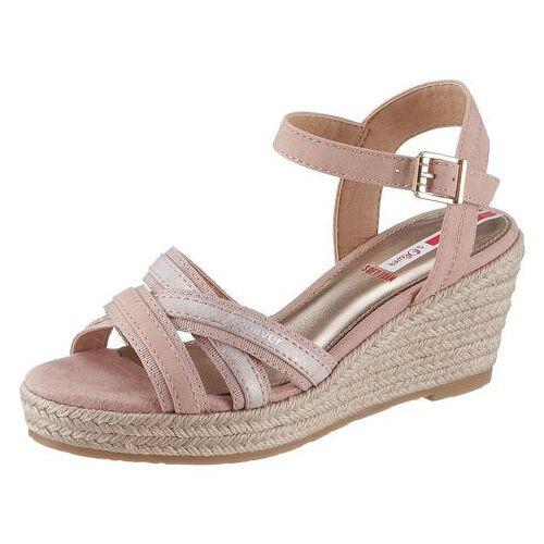 s.Oliver sandaaltjes  - 59.99 - roze - Size: 37;38;40;41;42