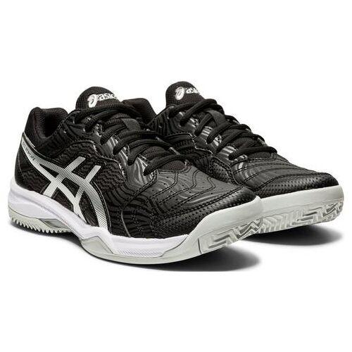 asics tennisschoenen »GEL-DEDICATE 6 CLAY«  - 59.99 - zwart - Size: 37,5;38;39;39,5;40,5;41,5;42;42,5;43,5