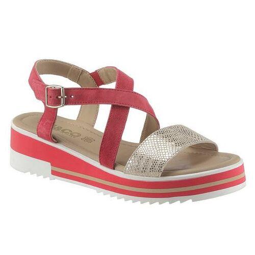 IGI & CO NU 21% KORTING: IGI & CO sandaaltjes  - 89.99 - rood - Size: 37;38;39;40;41