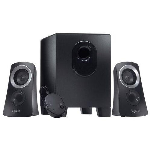 Logitech »Speaker System Z313« 2.1-geluidssysteem  - 41.62 - zwart