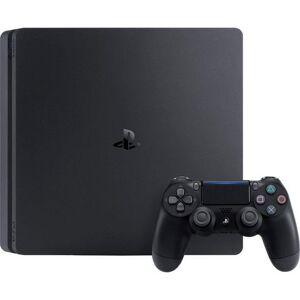 PlayStation 4  Slim Console 1 TB  - 359.99 - zwart