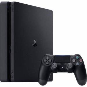 PlayStation 4 Slim-console 500GB  - 299.00 - zwart