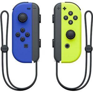 Nintendo Switch »Switch Joy-Con 2er-Set Blau/Neon-Gelb« switch-controller