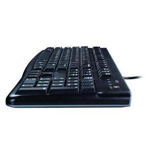 Logitech K120 toetsenbord met snoer »Vlak profiel«  - 13.99 - zwart