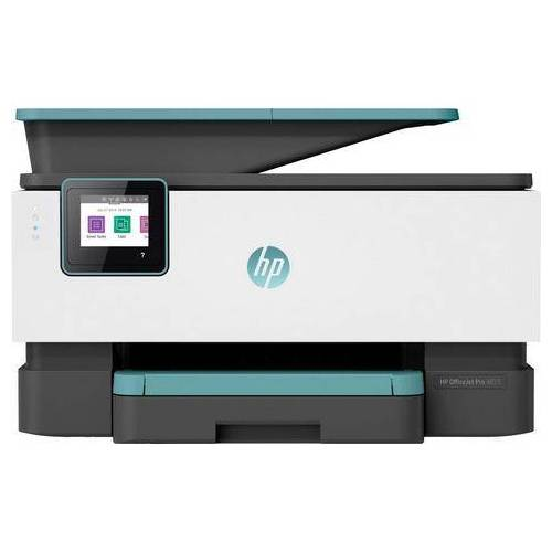 HP all-in-oneprinter Officejet Pro 9015 all-in-one printer  - 209.96 - wit