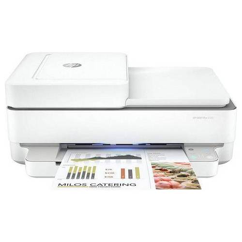 HP all-in-oneprinter Envy Pro 6420 all-in-one printer  - 140.00 - wit