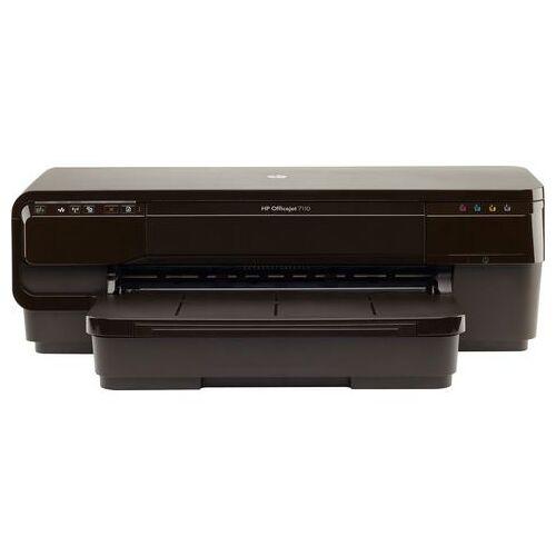 HP Officejet 7110 ePrinter inkjetprinter  - 189.99 - zwart