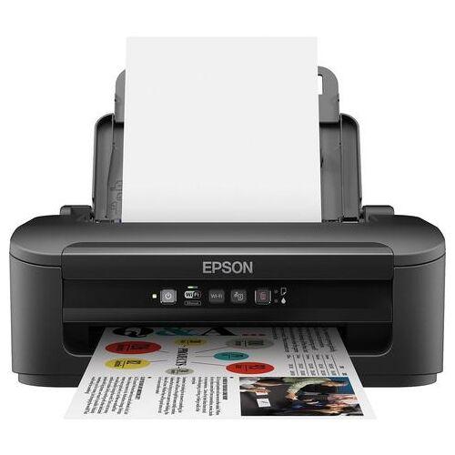 Epson WorkForce WF-2010W inkjetprinter  - 78.13 - zwart