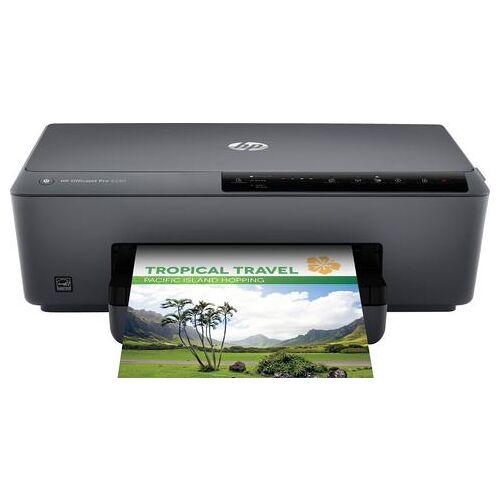 HP Officejet Pro 6230 ePrinter inkjetprinter  - 109.52 - zwart