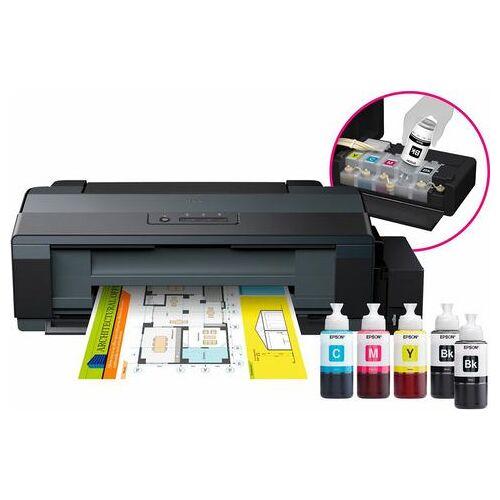 Epson EcoTank ET-14000 inkjetprinter  - 611.50 - zwart