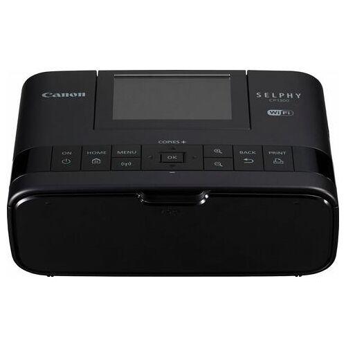 Canon SELPHY CP1300 printer  - 125.05 - zwart