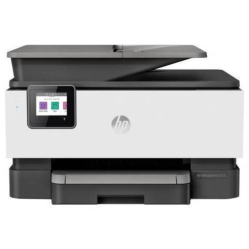 HP all-in-oneprinter Officejet Pro 9019 all-in-one printer  - 323.00 - wit