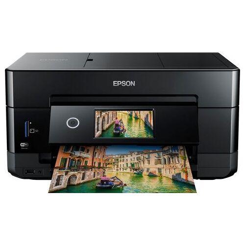 Epson inkjetprinter Expression Premium XP-7100  - 207.57 - zwart