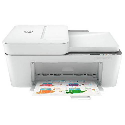 HP all-in-oneprinter DeskJet Plus 4120 all-in-one printer  - 95.58 - wit