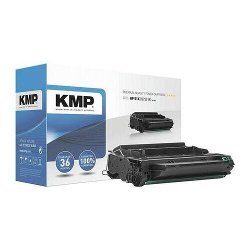 KMP Toner vervangt HP »Q7551X Nr. 51X«  - 77.39