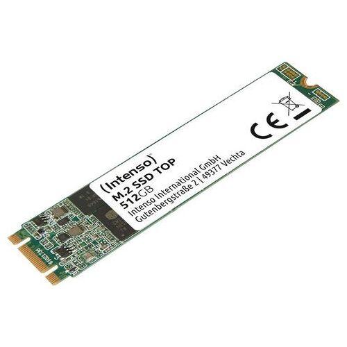Intenso »M.2 SSD Top« SSD harde schijf  - 69.00 - groen - Size: 512 GB