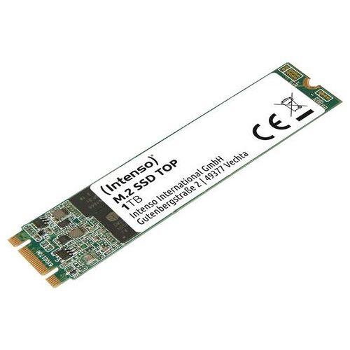 Intenso »M.2 SSD Top« SSD harde schijf  - 121.00 - groen - Size: 1 TB