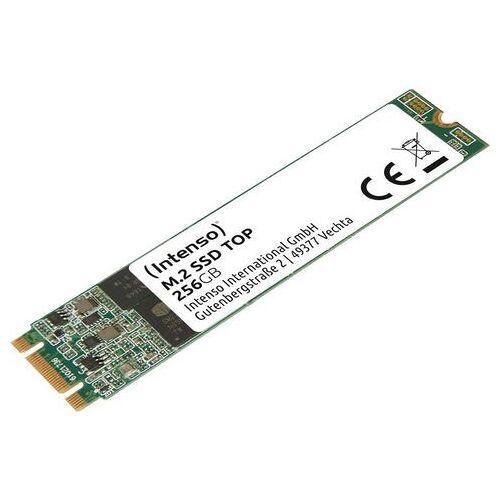Intenso »M.2 SSD Top« SSD harde schijf  - 39.99 - groen - Size: 256 GB