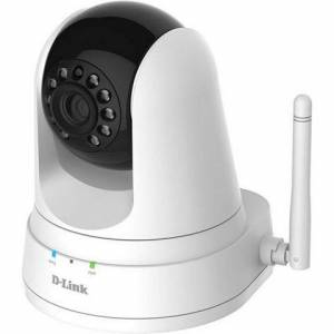 D-Link ip-camera »DCS-5000L/E Wireless N Tag&Nacht Pan&Tilt Camera«  - 70.99 - wit