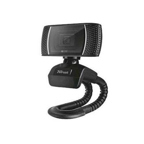 Trust Trino HD webcam  - 39.99 - zwart