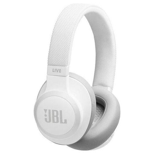 JBL over-ear-hoofdtelefoon LIVE 650 BT NC  - 126.00 - wit
