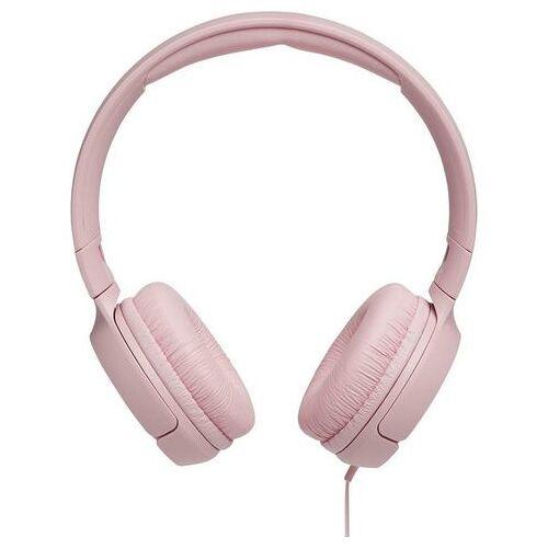 JBL »Tune 500« on-ear-hoofdtelefoon (bedraad, spraakbesturing, geïntegreerde microfoon)  - 29.99 - roze